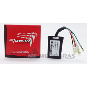 Cdi Crypton Todas As 105 Cc Servitec 05960