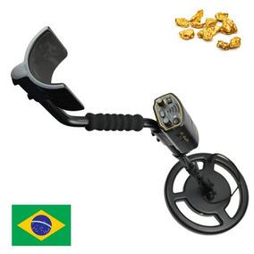 Detector De Ouro Metais Moedas Joias 1.5m Ar944 No Brasil