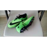 Zapato De Fútbol Original Marca Nike Sin Caja No. 25