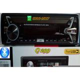 Radio Caratula Desmontable Bluetooth Envio Gratis+bono Regal