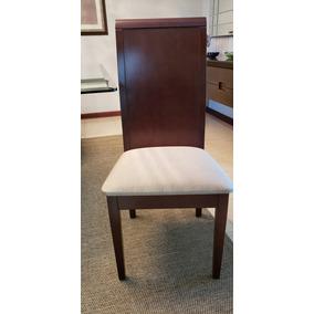 Cadeira Para Mesa De Jantar - Jogo Com 4 Unidades