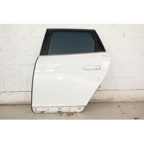 Porta Traseira Esquerda Volvo Xc 60 3.0 2013-11447 Branca