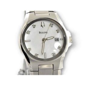 63ca8aad1f6 Relogio Bulova Masculino Com Diamante - Relógios no Mercado Livre Brasil