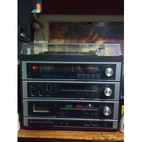 Toca Disco Cce Ss 450 3x1 Vinil Tape Radio Am Fm Funcionando