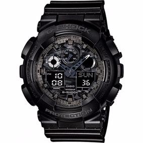ed4dd24aae9 Relógio G Shock Casio Ga 100cf 1adr Original + Nfe Garantia