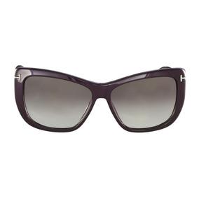 Oculos De Sol Quadrado Feminino De Oncinha Tom Ford - Óculos no ... 14d3b682d6