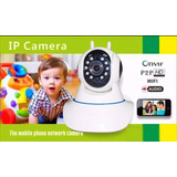 Semi Ip Camera Onvif Hd Wifi Hd App Yousee/ Yp2p 2 Antenas
