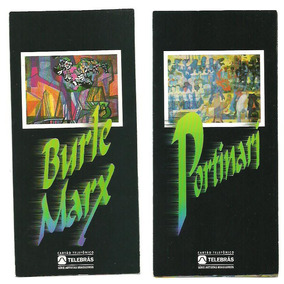 02 Folders -burle Marx E Portinary