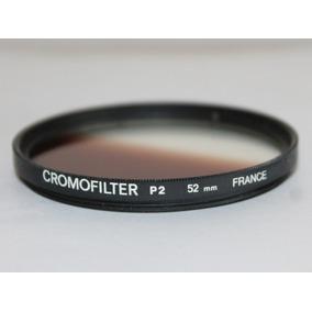 Filtro De Lente De Vidrio Cromofilter P2 De 52 Mm Francia