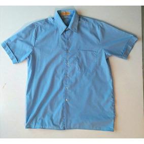 Camisas Escolar Bachillerato Colegio Azul M m Presidente cea5ec6d1fdd5