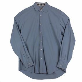 Camisa Burberry Brit Lisa Para Hombre Talla L