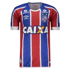 Camisa Umbro Bahia Oficial 2 2017 2018 Masculina 96b4d041d7a9e