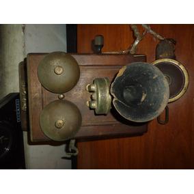 Telefone De Parede Estima-se 1910