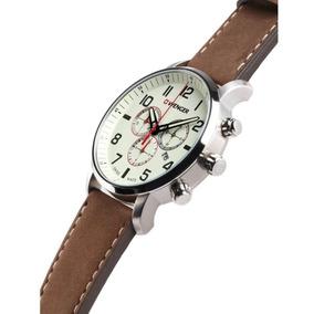 Relógio De Pulso Suíço Wenger Atitude Cronógrafo 01.1543.105