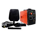 Maquina Solda Inversora Mma-260 220v Mini Mma 260bm Usk