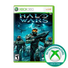 Halo Wars Xbox 360 Mídia Física Lacrado Nfe