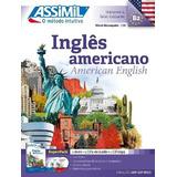 Assimil Curso De Inglês Americano E Britânico Box De Livros