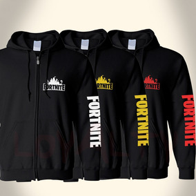 Sudadera Fortnite Royal Battle Gamer Sudadera Con Cierre