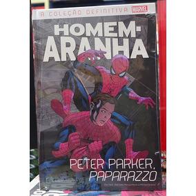 Coleção Definitiva Homem Aranha 33 Peter Parker, Paparazzo