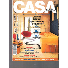 Revista Casa Cláudia Ano 21 Nº 2 1997