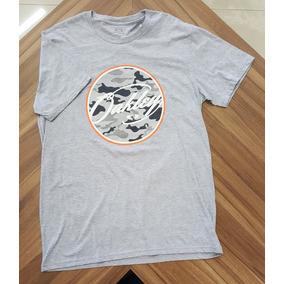 Camiseta Oakley Compound Tee Masculina Original Promoção 173b3afc613