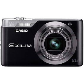 Camera Digital Casio Exilim Ex-h5 10x Zoom 12.1 Megapixels