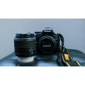 Nikon D5200 + 50mm 1.8d + Lente Kit 18-55
