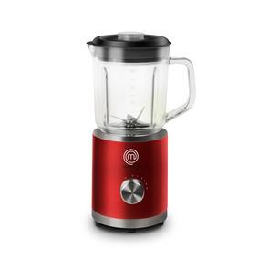 Mini Liquidificador Vermelho Masterchef Ml1001v 5 Vel 500w