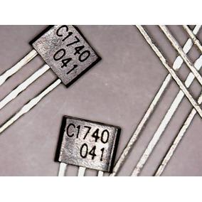 4x - C1740 / 2sc1740 Transistor