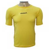 Camisa Termica Reusch Amarela Manga - Futebol no Mercado Livre Brasil d37afde74215f