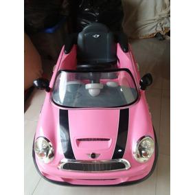 Carro De Bateria Mini Cooper