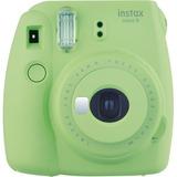 Câmera Instantânea Fujifilm Instax Mini 9 Verde 12x S/juros
