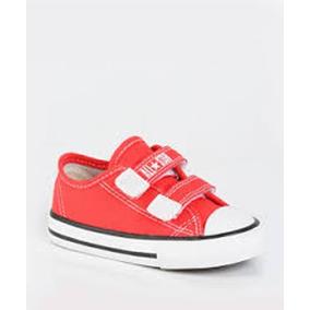 Zapatillas Converse Originales Abrojo Para Ninos!