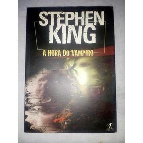 Livro A Hora Do Vampiro . De Stephen King Barato.