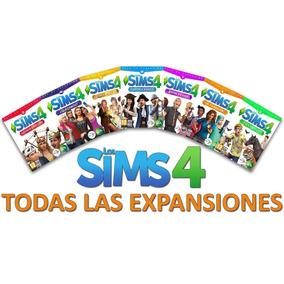 Sims 4 Todas Las Expanciones Envio Gratis + Rumbo A La Fama