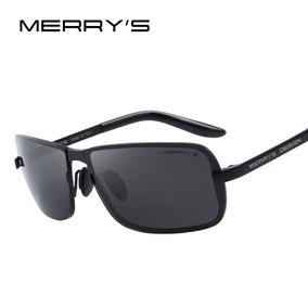 0fd131e7976c3 Óculos De Sol Polarizado Masculino Merry s Uv400 Importado