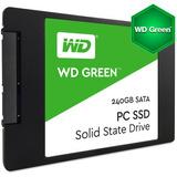 Disco Solido Wd 240 Gb Ssd Green 2.5 Western Digital