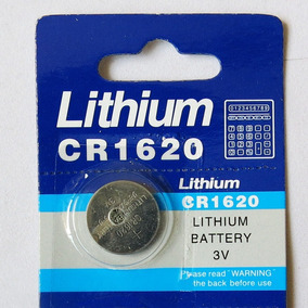 Pila Unidad Cr1620 3v Pc Lithium Cell Gd Sl Equiprogram