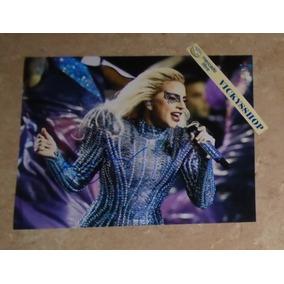 Foto Firmada Por Lady Gaga Con Certificada De Autenticidad