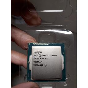 Processador Intel Core I7 4790k 4.0ghz Lga 1150