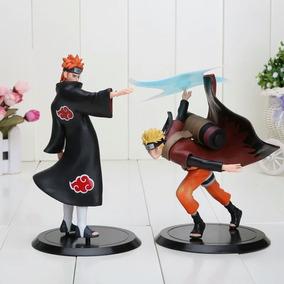 Action Figure Naruto Vs Pain Frete Grátis Pronta Entrega
