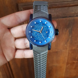 Relógio S1 Masculino Aço Resistente Cravado Barato + Caixa
