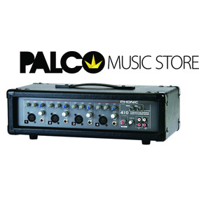 Misturador De Som Powerpod 410 Phonic - Loja Palco