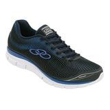 Tênis Olympikus Masc Proof 233 Azul Marinho Royal Caminhada