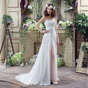Vestidos de novia corte imperio mercadolibre