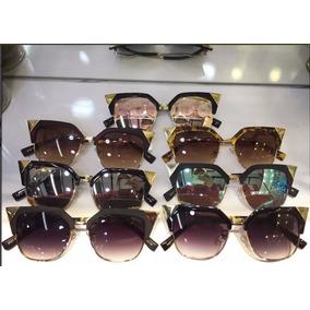 b8a03012a3117 Óculos Tartaruga Chanel De Sol Fendi - Óculos no Mercado Livre Brasil