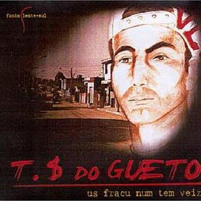 cd trilha sonora do gueto 2008