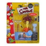 The Simpsons Series 9 Figura De Acción De Playmates Prison