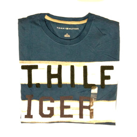 Playera Tommy Hilfiger Original Temporada Actual