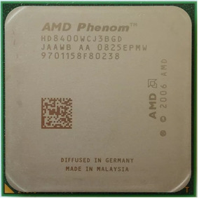 Processador Amd Phenom X3 8400 ( Hd8400w